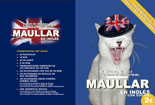 Aprende a Maullar Inglés